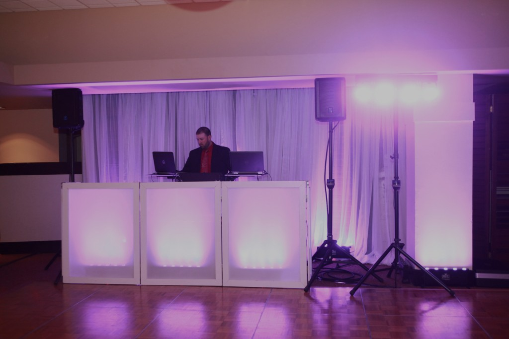 Boston School Dance Lighting Design - Full Service Event Lighting